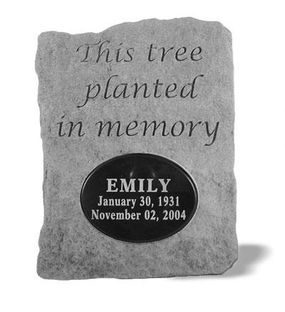 Pet Memorial Garden Stones